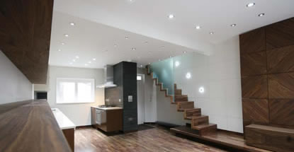 high profile residential interiors